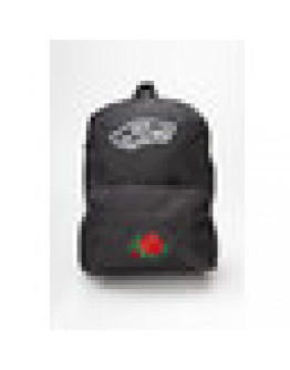 REALM BACKPACK BLK CLASSIC ROSE