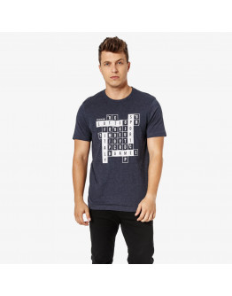 LOTTO T-SHIRT SS SCRABBLE