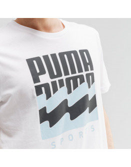 PUMA T-SHIRT SUMMER GRAPHIC