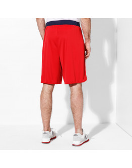 TOMMY SPORT SZORTY WITH MESH PANELS