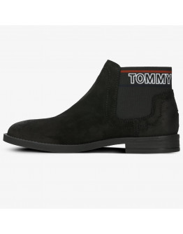TOMMY HILFIGER CORPORATE ELASTIC CHELSEA BOOT