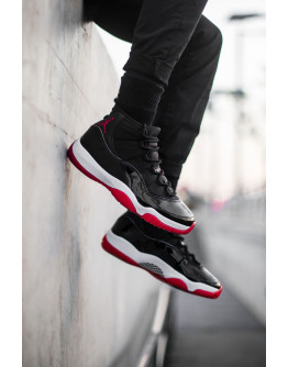 Кроссовки Air Jordan 11 Retro Bred 378037-061