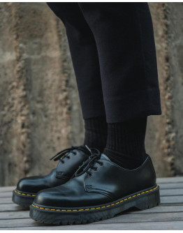 Туфли Dr. Martens 1461 Bex Smooth Black 21084001