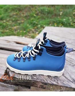 Ботинки Native Fitzsimmons 2.0 Citylite Trench Blue 31106800-4520