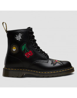 Ботинки Dr. Martens 1460 Smooth Patch 24436001
