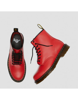 Ботинки Dr. Martens 1460 Smooth Red 24614636