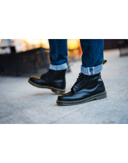 БОТИНКИ DR. MARTENS 101 SMOOTH DM10064001