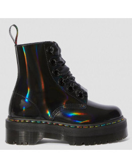 Ботинки Dr. Martens Retro Molly Rainbow 25088001